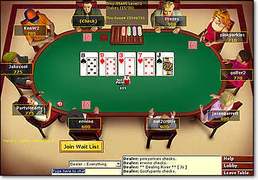 Play Poker at the #1 Poker Site on the Internet!